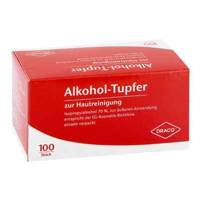 Alkoholtupfer einzeln verpackt  bei apotheke.at bestellen