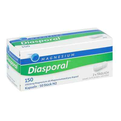 Magnesium Diasporal 150 Kapseln  bei apotheke.at bestellen
