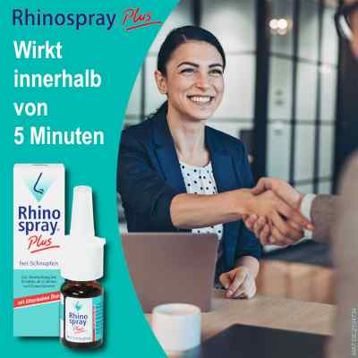 Rhinospray Plus bei Schnupfen Nasenspray  bei apotheke.at bestellen
