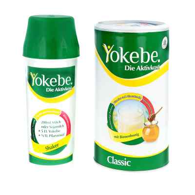 Yokebe Classic Pulver Starterpaket  bei apotheke.at bestellen