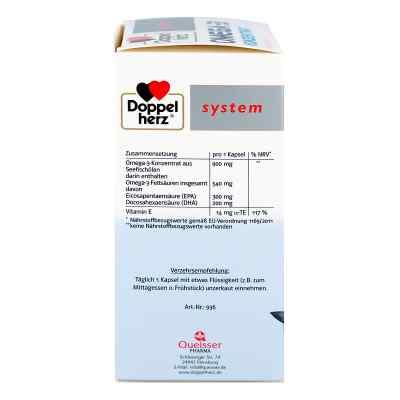 Doppelherz Omega-3 Konzentrat system Kapseln  bei apotheke.at bestellen