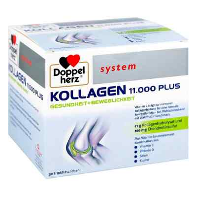 Doppelherz Kollagen 11000 Plus system Ampullen  bei apotheke.at bestellen