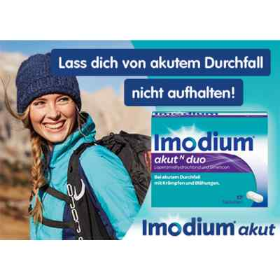 Imodium akut N duo  bei apotheke.at bestellen