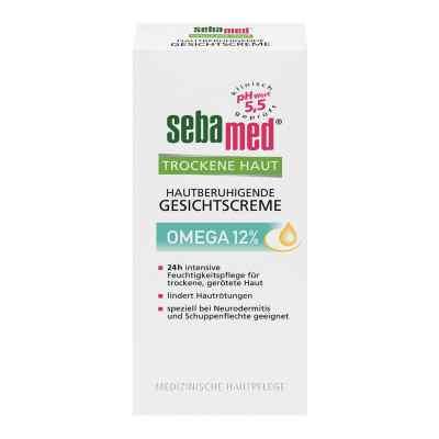 Sebamed Trockene Haut Omega 12% Gesichtscreme  bei apotheke.at bestellen