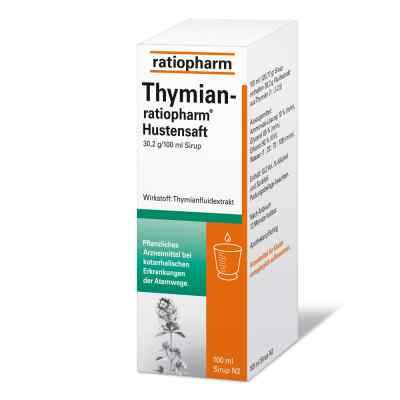 THYMIAN-ratiopharm Hustensaft  bei apotheke.at bestellen