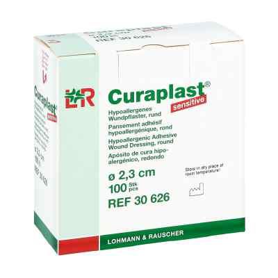 Curaplast Strips Sensitiv rund 2,3cm  bei apotheke.at bestellen