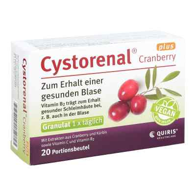 Cystorenal Cranberry plus  bei apotheke.at bestellen