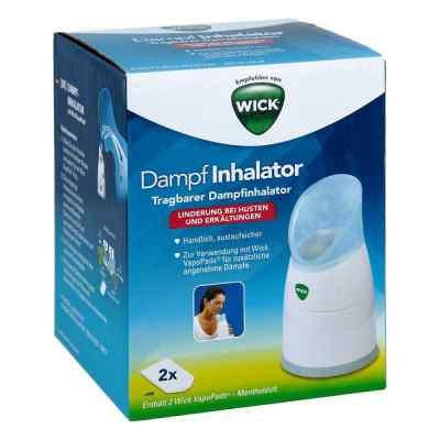 Wick Dampf Inhalator manuell