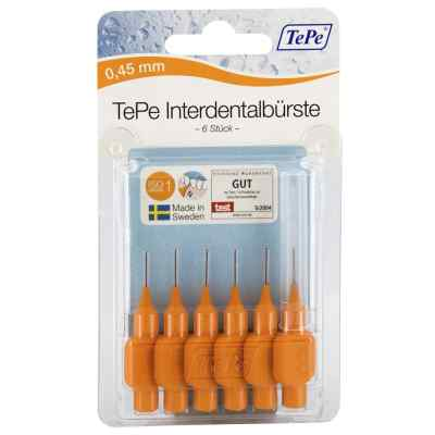 Tepe Interdentalbürste 0,45mm orange  bei apotheke.at bestellen