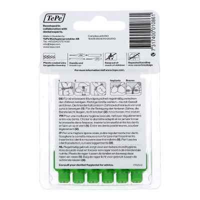 Tepe Interdentalbürste 0,8mm grün  bei apotheke.at bestellen