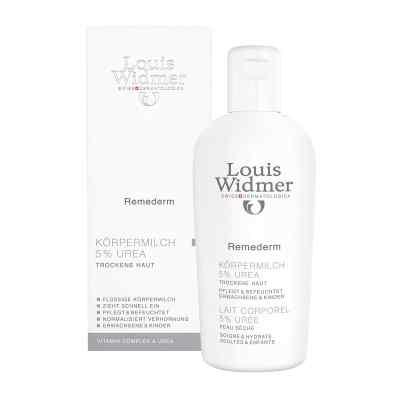 Widmer Remederm Körpermilch 5% Urea leicht parfümiert   bei apotheke.at bestellen