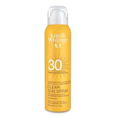 Widmer Clear Sun Spray 30 unparfümiert  bei apotheke.at bestellen
