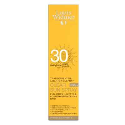 Widmer Clear Sun Spray 30 unparfümiert