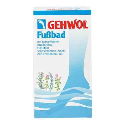 Gehwol Fussbad Portionsbtl.  bei apotheke.at bestellen