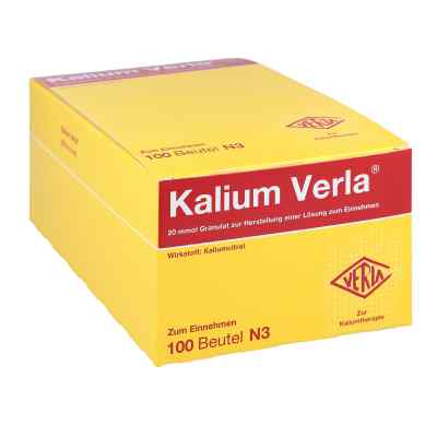 Kalium Verla Granulat Beutel  bei apotheke.at bestellen