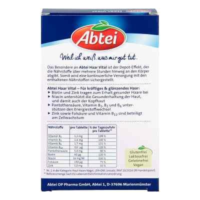 Abtei Haar Vital Depot Tabletten  bei apotheke.at bestellen