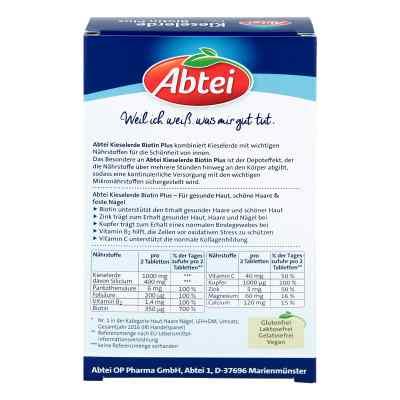 Abtei Kieselerde Plus Biotin Depot Tabletten  bei apotheke.at bestellen