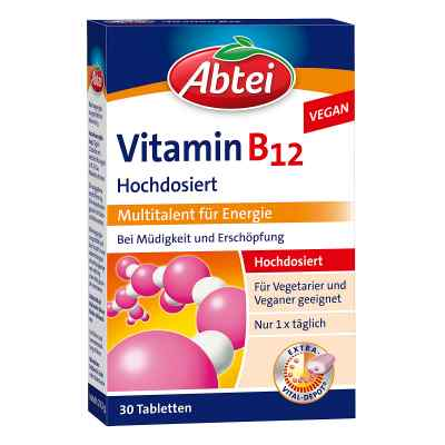 Abtei Vitamin B12 Depot Tabletten