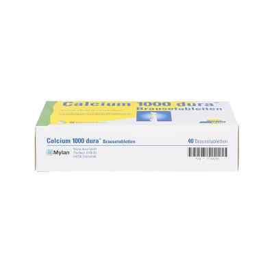 Calcium 1000 dura
