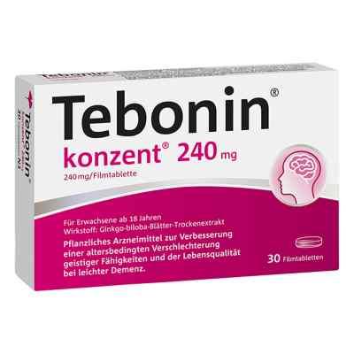Tebonin konzent 240mg  bei apotheke.at bestellen