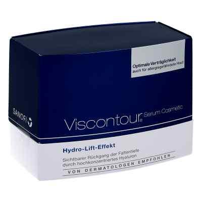 Viscontour Serum Cosmetic Ampullen