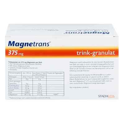 Magnetrans trink 375 mg Granulat  bei apotheke.at bestellen