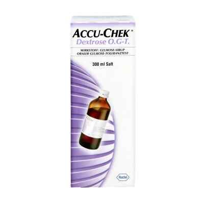 Accu Chek Dextrose O.g.-t. Saft  bei apotheke.at bestellen