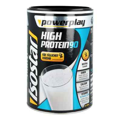 Isostar Powerplay High Protein 90 Neutral Pulver  bei apotheke.at bestellen