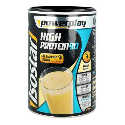 Isostar Powerplay High Protein 90 Vanille Pulver  bei apotheke.at bestellen