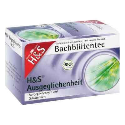 H&s Bachblüten Ausgeglichenheits-tee Filterbeutel  bei apotheke.at bestellen