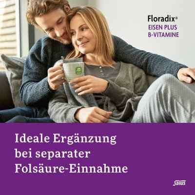 Floradix Eisen plus B Vitamine Kapseln