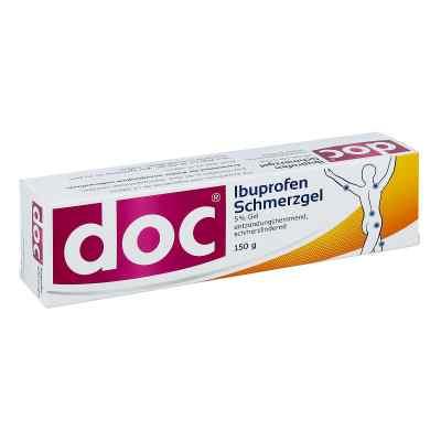 Doc Ibuprofen Schmerzgel 5%  bei apotheke.at bestellen