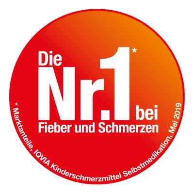 Nurofen Junior Fieber- und Schmerzsaft Erdbeer 40mg/ml  bei apotheke.at bestellen