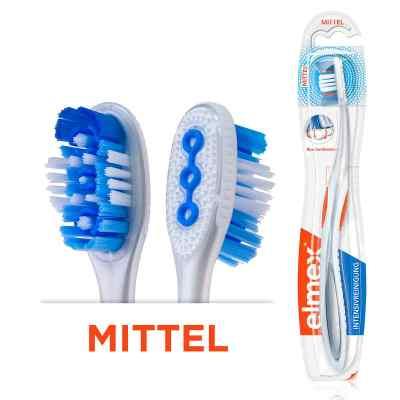Elmex Intensivreinigung Zahnbürste