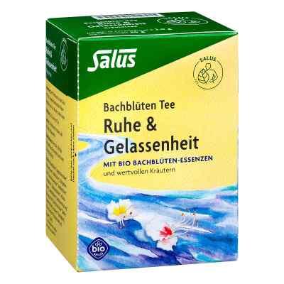 Bachblüten Tee Ruhe & Gelassenheit bio Salus  bei apotheke.at bestellen