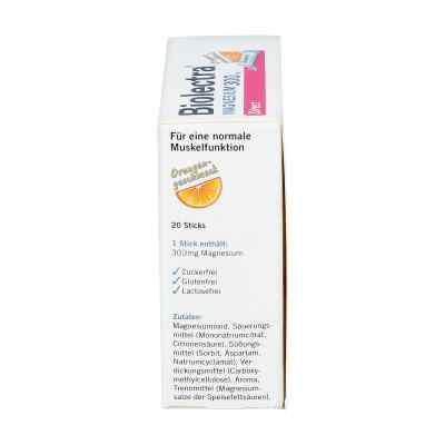 Biolectra Magnesium Direct Orange Pellets  bei apotheke.at bestellen