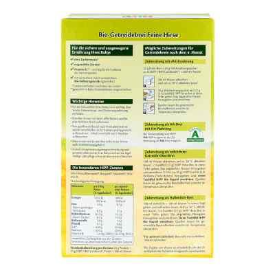 Hipp Feine Hirse, glutenfrei, 6er Pack (6x 250 g) - Bio