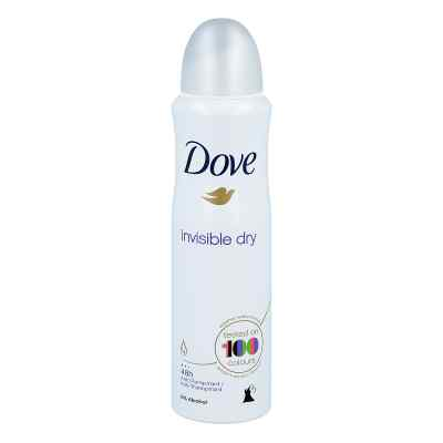 Dove Deo Spray Antitranspirant Invisible Dry