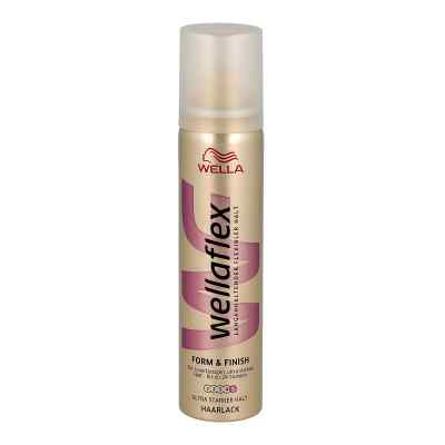 Wella Wellaflex Haarlack Form & Finish Ultra starker Halt
