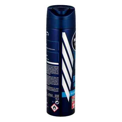Nivea For Men Fresh Active Deodorant Spray
