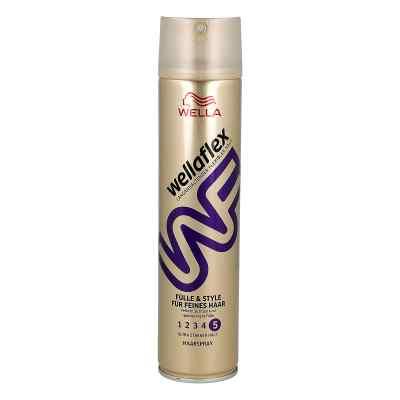 Wella Wellaflex Fülle & Style Haarspray für feines Haar Stufe 5