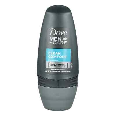 Dove Men + Care Deo Roll On clean comfort  bei apotheke.at bestellen