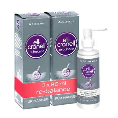 Ell-cranell re-balance für Männer Lösung 12-Wochen-Kur