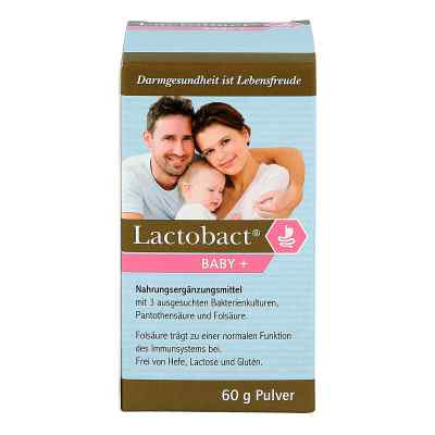 Lactobact Baby Pulver   bei apotheke.at bestellen