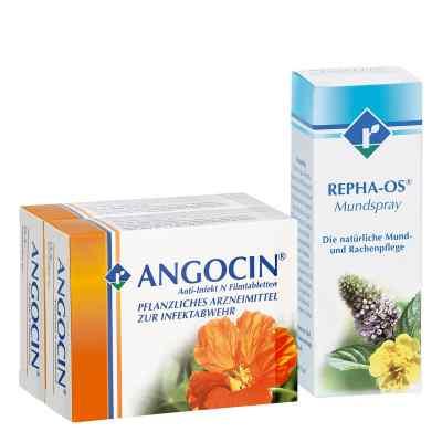 Repha Os Mundspray  Angocin Anti-Infekt N - Set  bei apotheke.at bestellen
