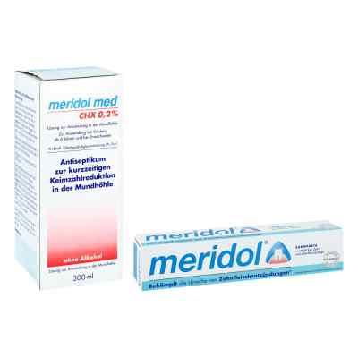 Meridol Zahnpflege Set   bei apotheke.at bestellen