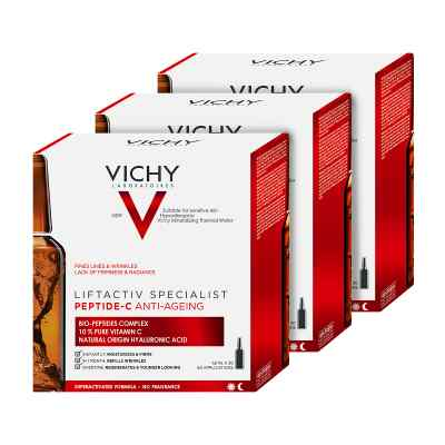 Vichy Liftactiv Specialist Peptide-c Anti-age Ampullen  bei apotheke.at bestellen