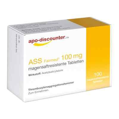 ASS 100 mg von apo-discounter  bei apotheke.at bestellen