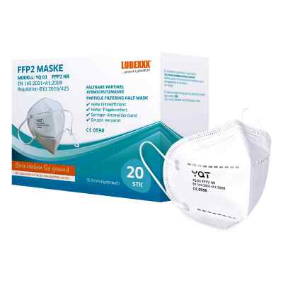 FFP2 Gesichtsmasken LUBEXXX  bei apotheke.at bestellen