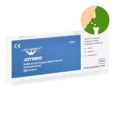 JOYSBIO Spucktest SARS-CoV-2 Antigen Rapid  bei apotheke.at bestellen